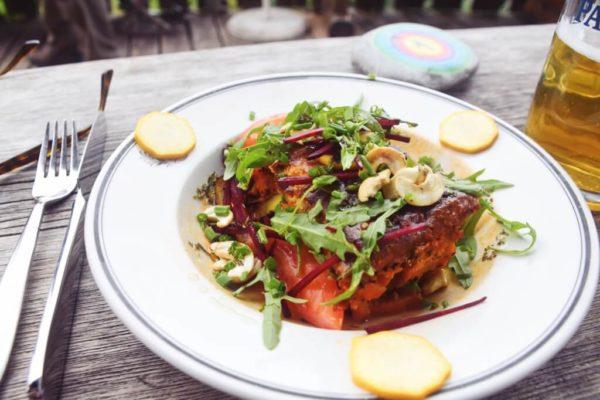 Köstliche Veggie-Küche