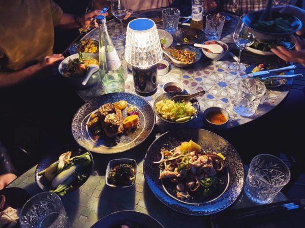 Feine Asia-Küche an der Ostsee