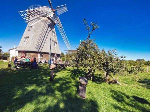 Kunstmühle in Ahrenshoop