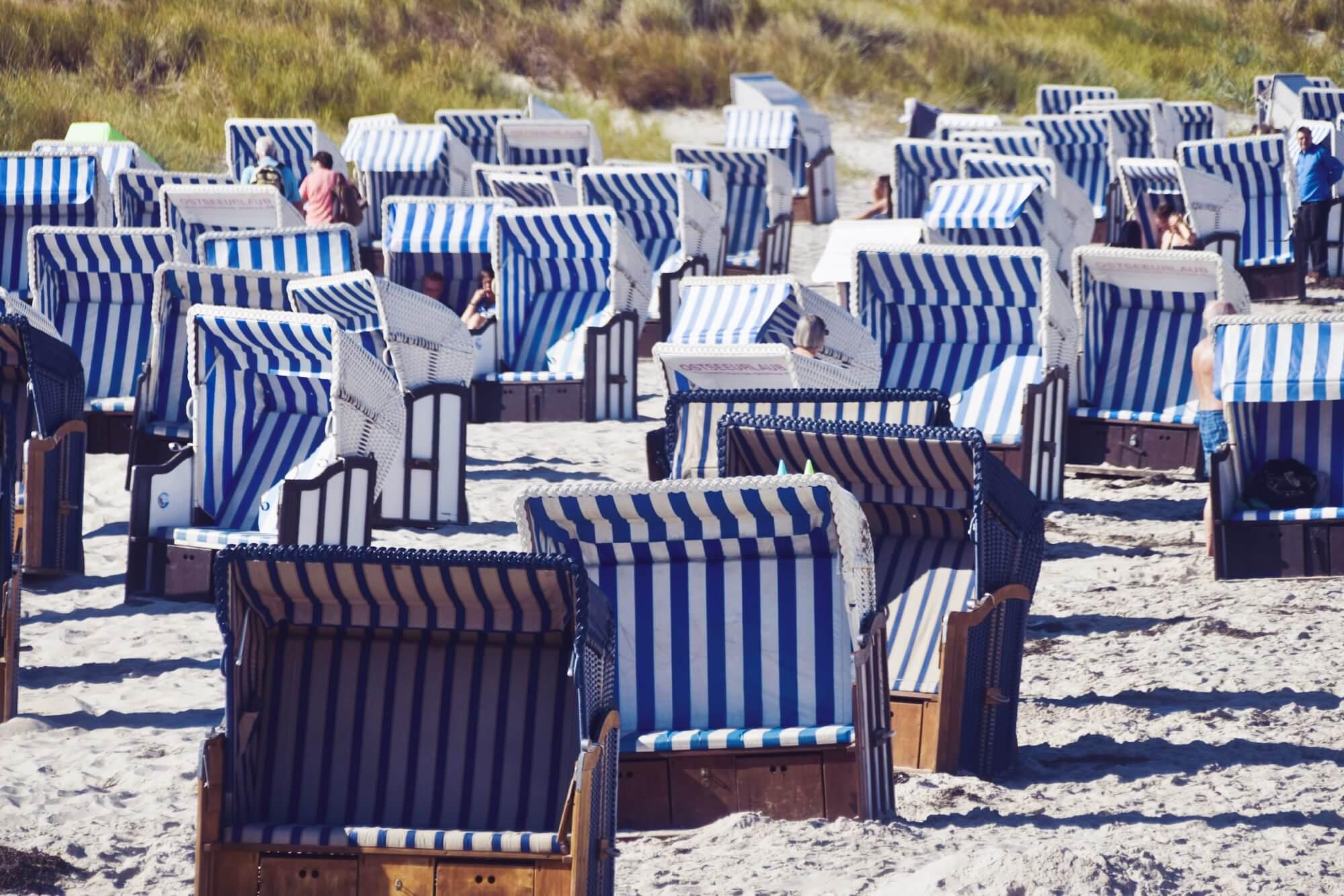 Ostseeurlaub Auf Dem Darß