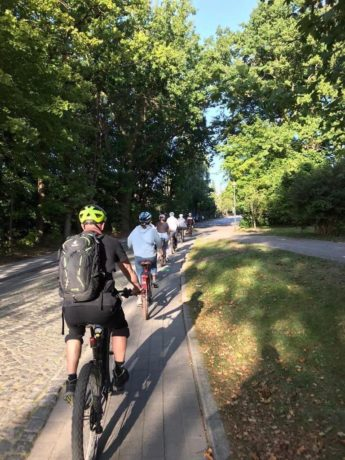 Radtour auf dem Darss