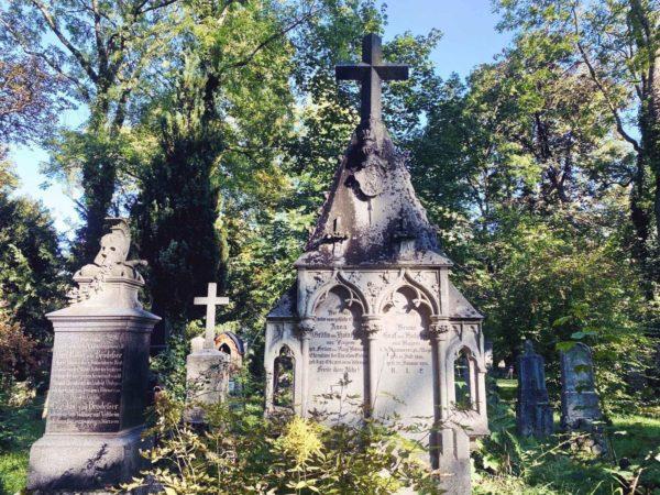 Grabkultur auf dem Alten Südlichen Friedhof