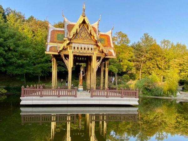 Asien in Bayern: Thaitempel im Westpark