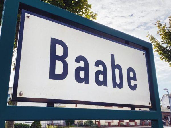 Endstation Baabe