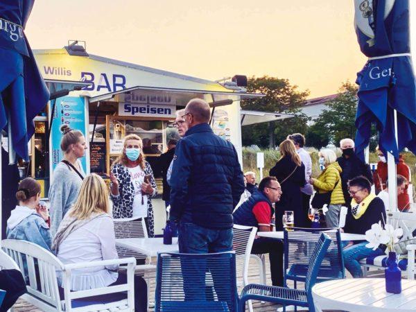 Strandbar in Binz