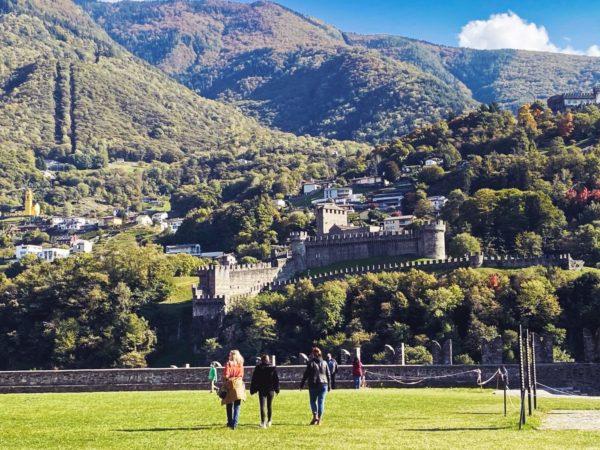 Bellinzona: Stadt der Burgen
