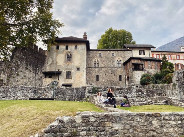 Burg von Locarno