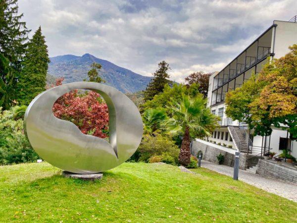 Bauhaushotel auf dem Monte Verità