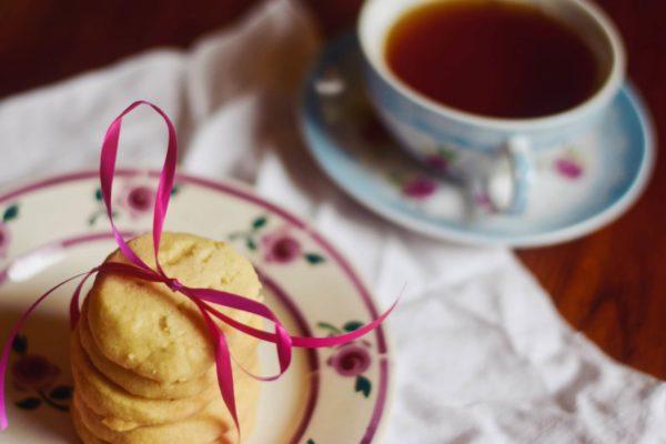 Auf die Queen liebt schottisches Shortbread zur Tea Time
