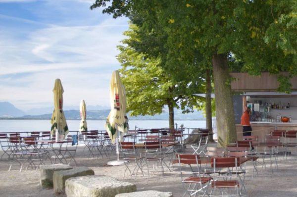 Lindau – Seebiergarten
