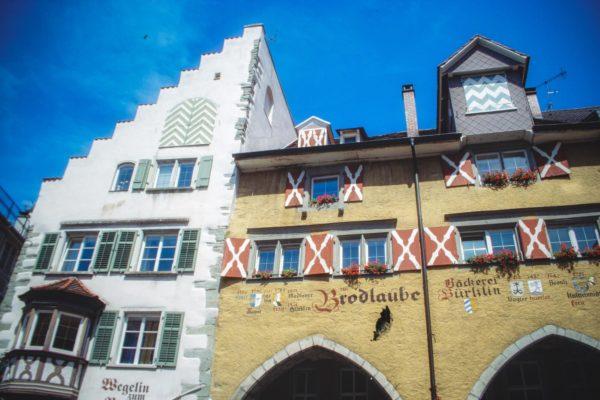 Lindau am Bodensee – Brotlaube