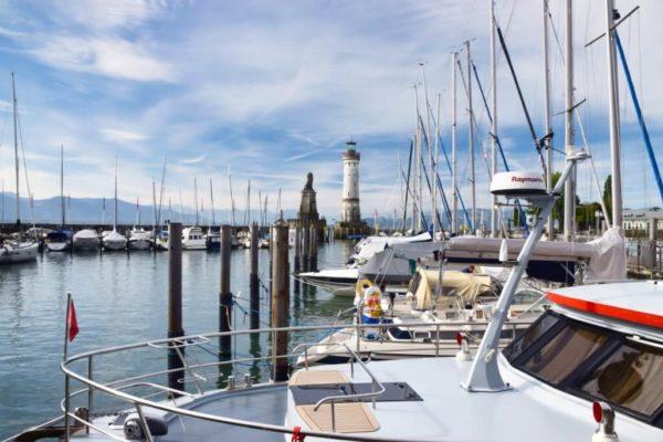Lindau am Bodensee – Hafen