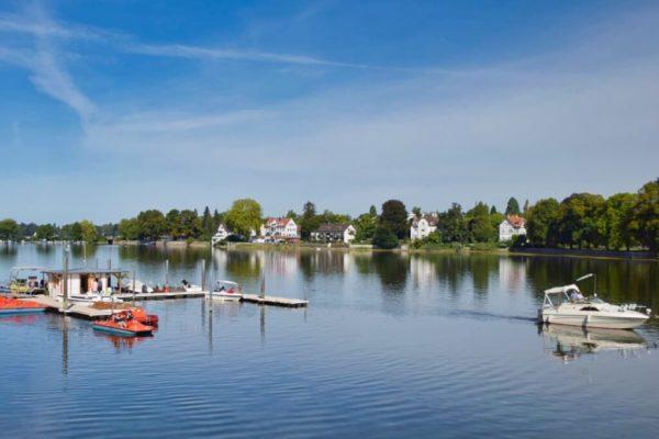 Wassersport in Lindau am Bodensee