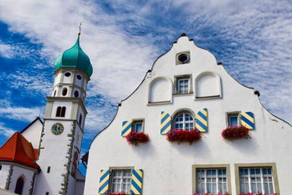Schloss in Wasserburg am Bodensee