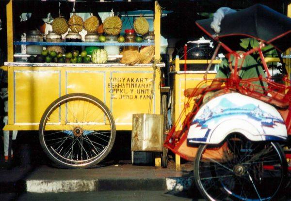 Warung in Yogyakarta