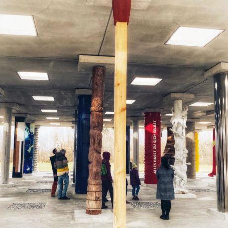 Stoa 169: Wandelhalle der Moderne