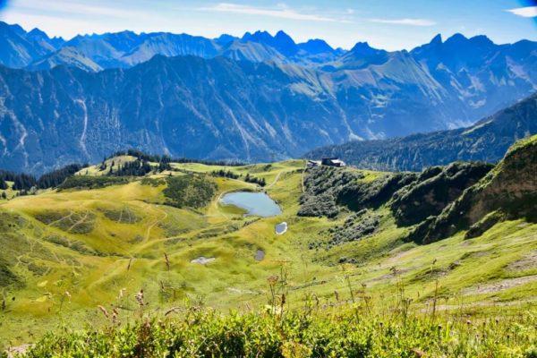 Gipfelblick am Fellhorn
