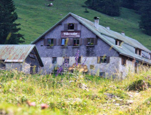 Die Willersalpe im Hintersteiner Tal gehört zu den urigsten unter den Käsealpen im Allgäu