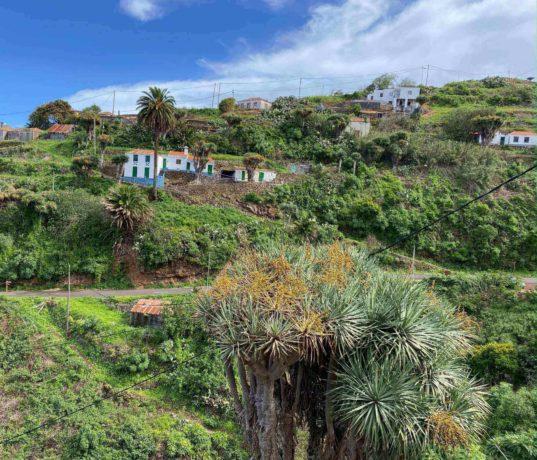 La Palma: Dorf im Barlovento