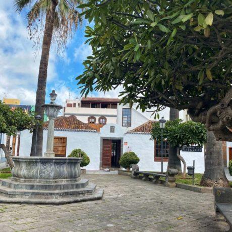 Los Llanos – Plaza Chica