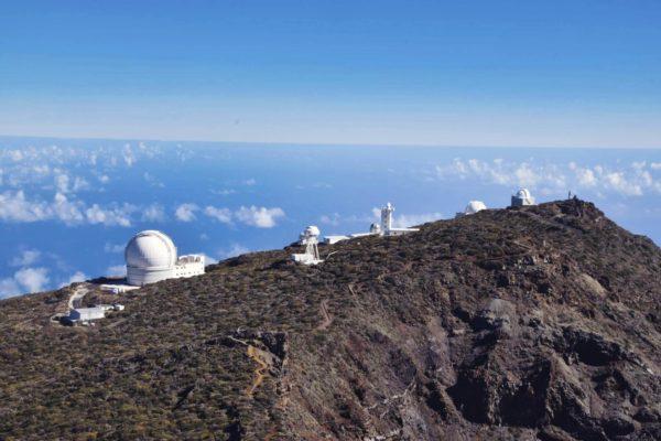 Roque de los Muchachos – Riesenteleskope