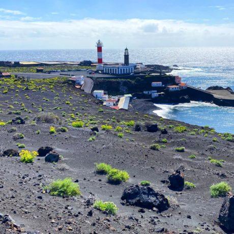 Ruta de los Volcanes los Volcanes - Leuchttürme von Fuencaliente