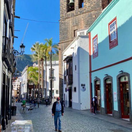 Altstadt Santa Cruz