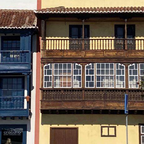 Balkonhaus in Santa Cruz