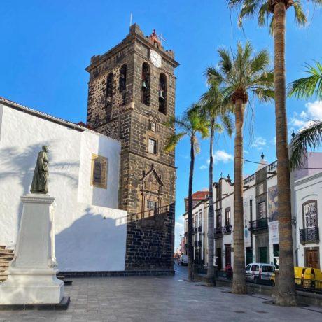 Altstadt von Santa Cruz – Plaza España