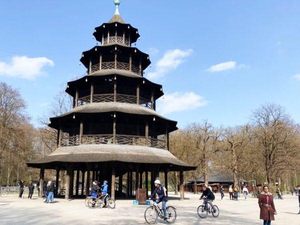 Chinaturm im Englischen Garten