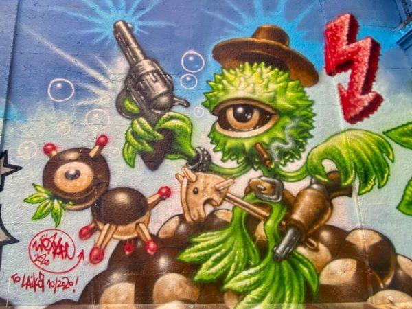 Streetart-Galerie am Schlachthof