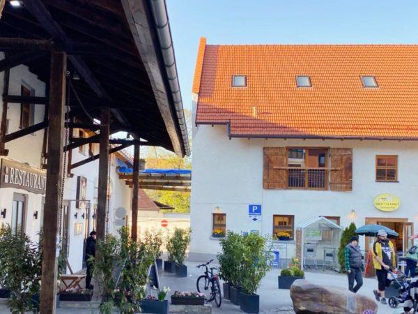 Stemmerhof in Sendling