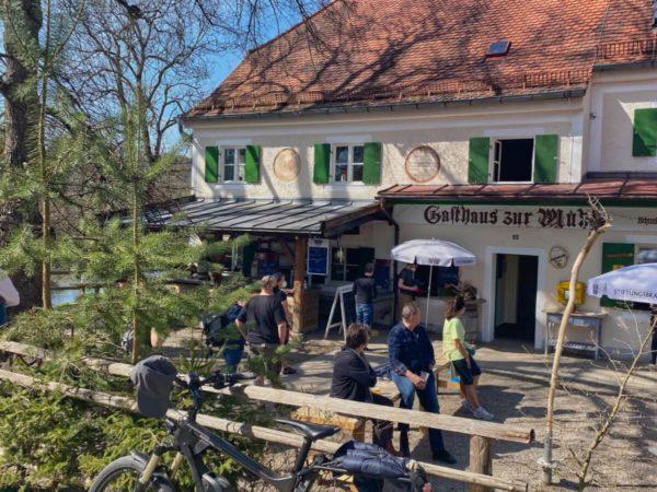 Gasthof zur Mühle im Mühltal