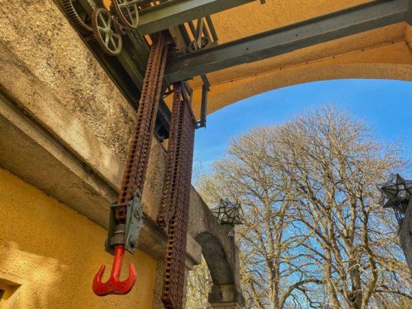 Industriekultur im historischen Wasserkraftwerk im Mühltal