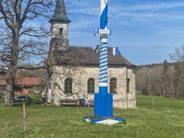 Schlosskapelle in Hornstein