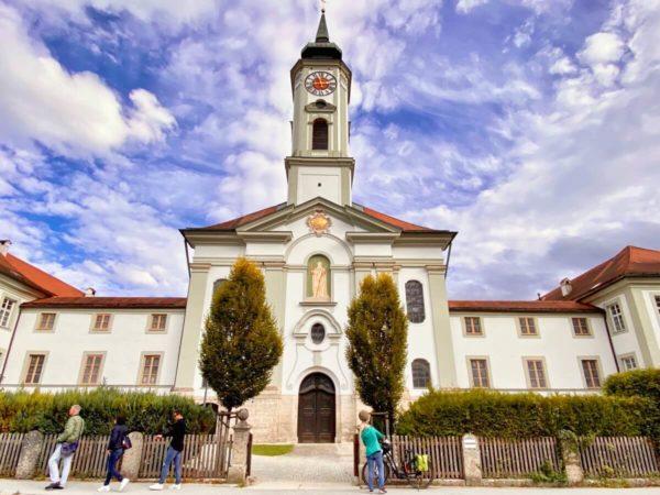 Klosterkirche Schäfftlarn