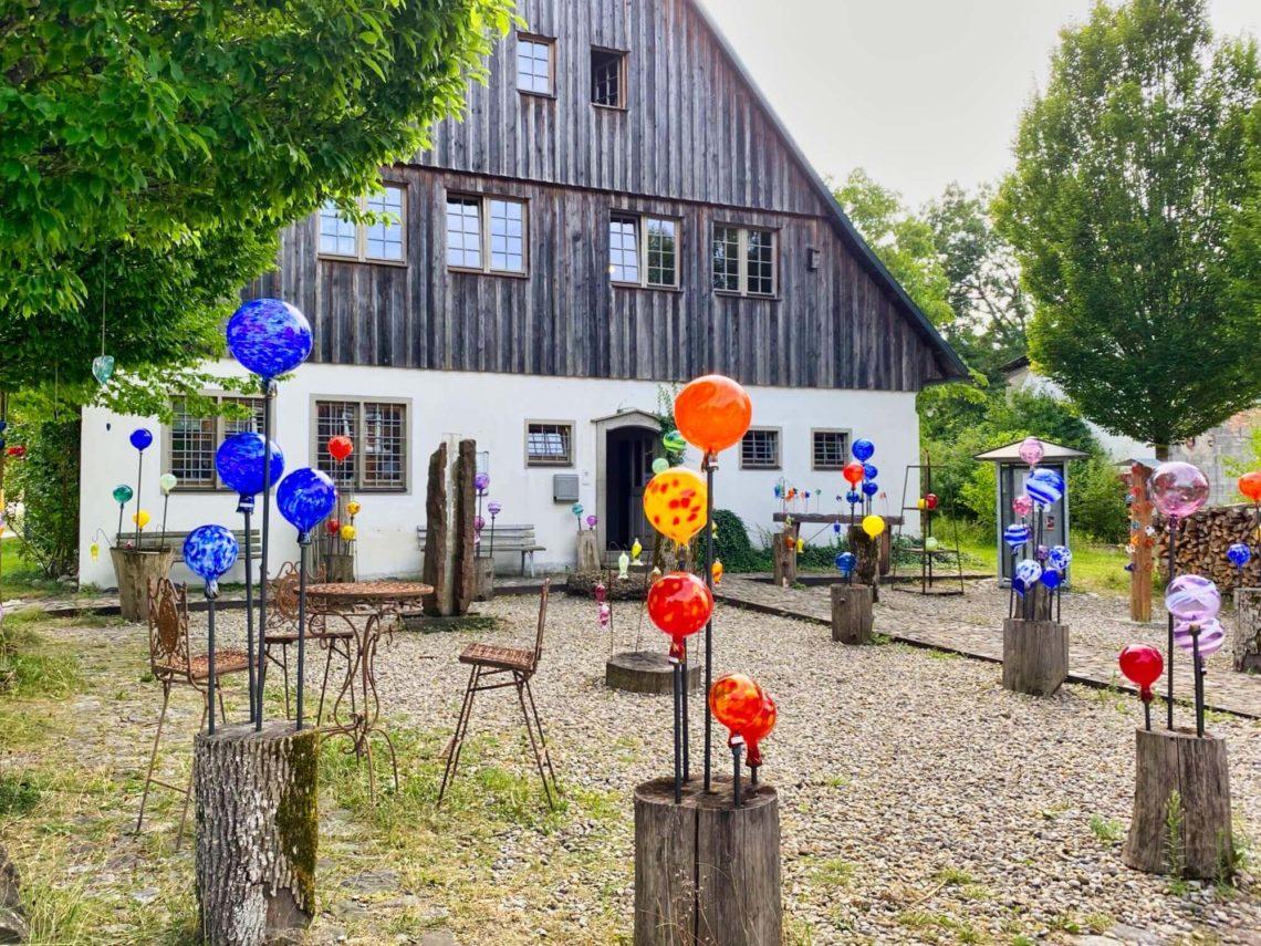 Glasmuseum im Glasmacherdorf Schmidsfelden