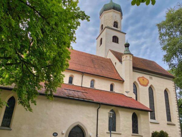 Nikolaikirche in Isny