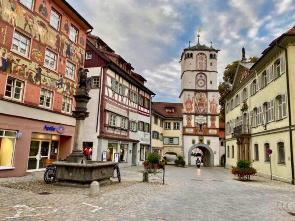 Altstadtensemble in Wangen