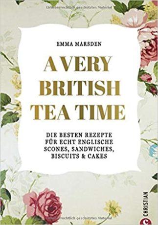 A very British Teatime