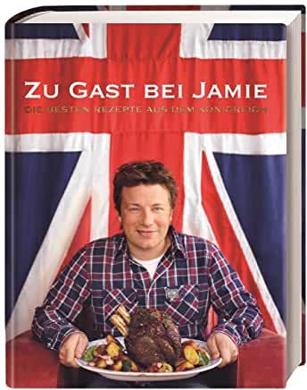 Jamie Oliver, Zu Gast bei Jamie