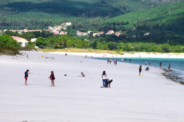 Strand bei Fisterra