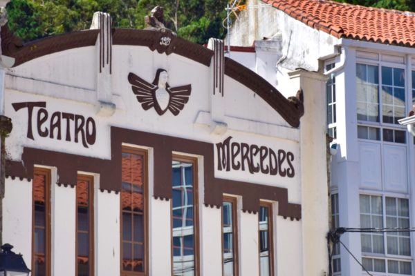 Jugendstiltheater in Muros