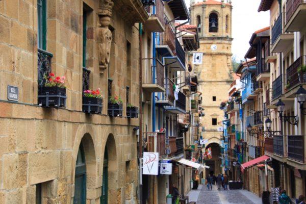 Altstadt von San Sebastian
