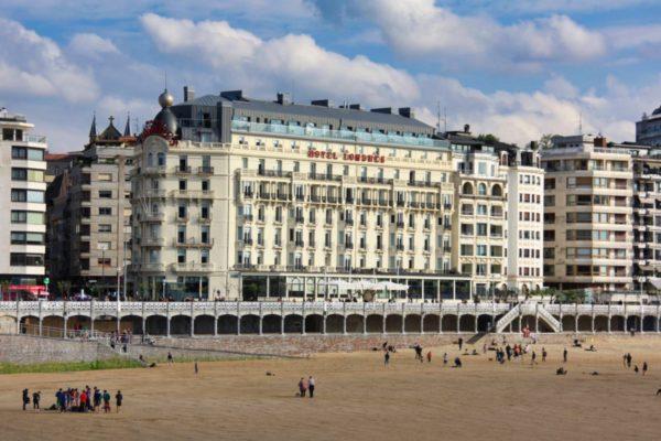 Grandhotels von San Sebastian