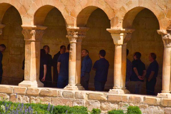 Kloster Santo Domingo de los Silos – Kreuzgang