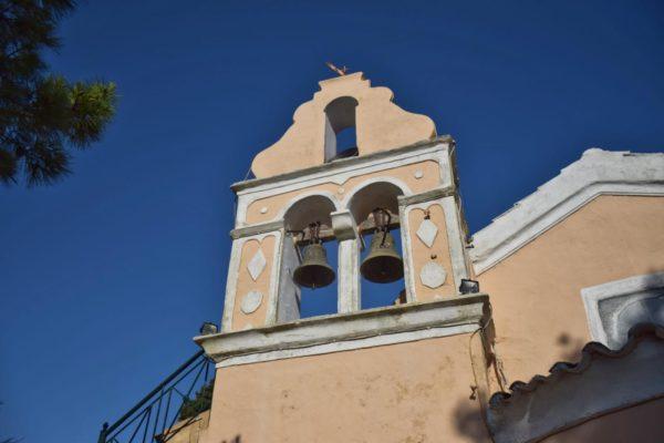 Pilgerziel: Kloster Paleokastritsa
