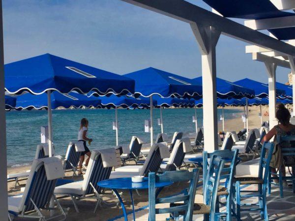 Milos: Chivadolimni Beach