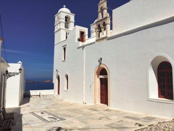 Kirche von Plaka
