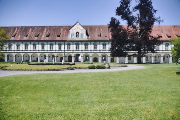 Ein mächtiges Kloster: Benediktbeuern